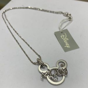 ✨Brand New Disney Mickey Mouse Necklace✨